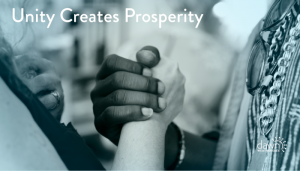 Unity Increases Prosperity